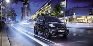 Smart EQ: il futuro della mobilità in formato città