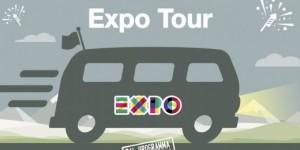 Expo tour