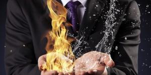 Delfino  Trasforma l'acqua in gas