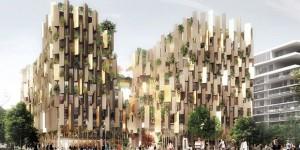 1Hotel, a Parigi il lusso sposa la bioarchitettura