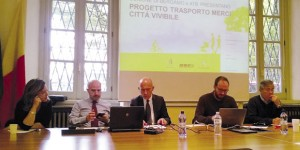 trasporto merci città vivibile
