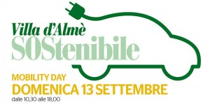 Villa d'Almè SOStenibile: Mobility day e non solo