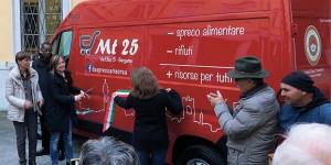 Bergamo, presentato il nuovo alleato di Mt 25 Onlus contro lo spreco alimentare