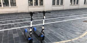 monopattini elettrici di Bit Mobility