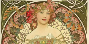 Reverie 1897, copyright(C) 2018 Mucha
