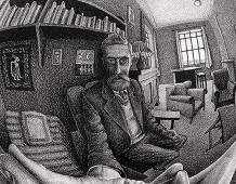 Escher: Qual è la realtà di un'illusione?