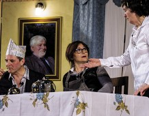 """Ùs da le as"" il dialetto a teatro"