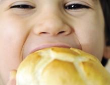 Nelle scuole di Scanzorosciate pane a km0