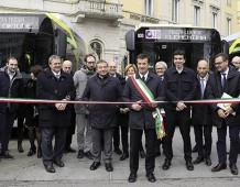 Inaugurazione Linea C