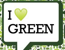 I am green. E tu?