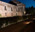 Visitare un castello di notte