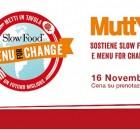 Menù for Change da Mutty