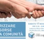 locandina_Valorizzare le risorse della comunità