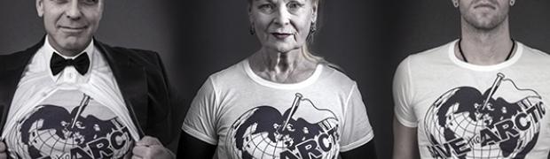 Vivienne Westwood creativa per l'ambiente