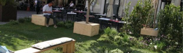 Brescia saluta l'estate vestita di fiori grazie ai giardini di Fiorinsieme