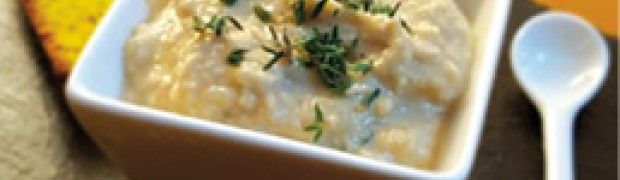 Paté di tahin alla paprica, pomodoro e senape
