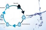 Acqua di valore infografica