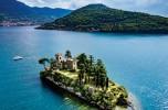 Monte Isola superstar. Una meta verde e azzurra