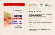 Verso il laboratorio dell'economia sociale solidale a Bergamo