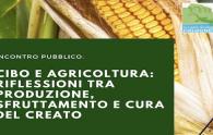 """Incontro """"Cibo e agricoltura"""""""