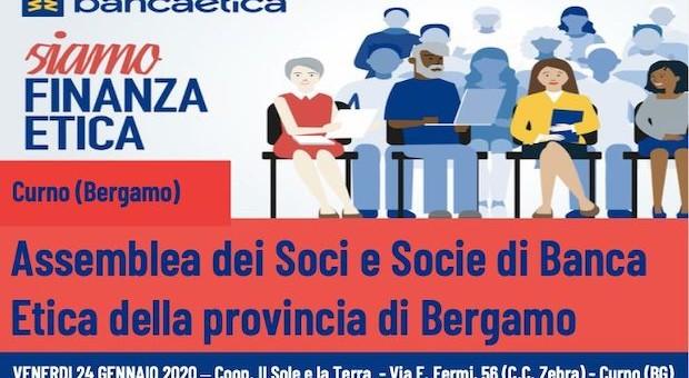 Assemblea dei Soci Banca Etic