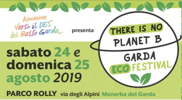 There Is No Planet B Garda Ecofestival