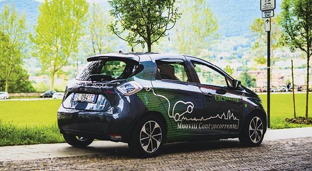 Car Sharing Bergamo by Lozza