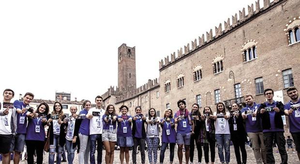 Il Festivaletteratura di Mantova festeggia la sua XX edizione
