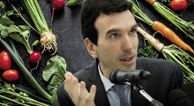 Intervista al Ministro dell'Agricoltura Maurizio Martina