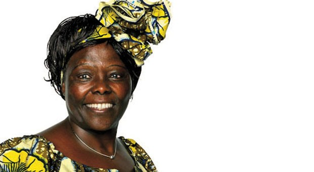Wangari Muta Maathi