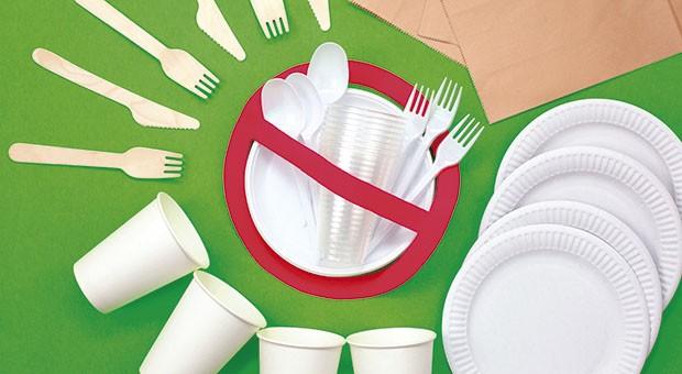 Al bando la plastica. Sì a trasporto sostenibile e aree verdi
