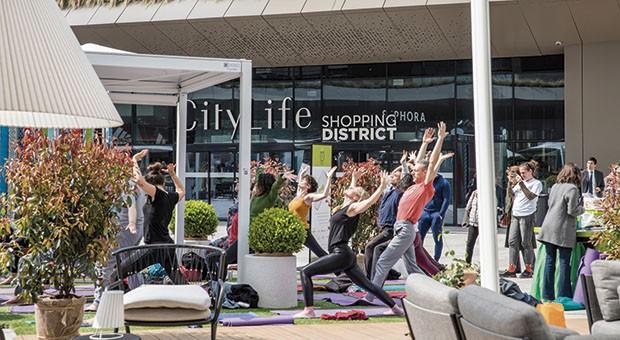 Milano: CityLife e Torre Hadid