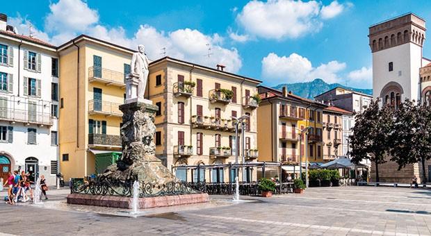 Piazza Cermenati - Lecco