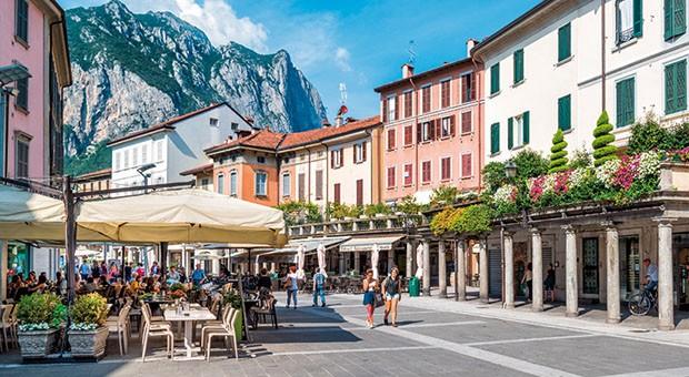 Piazza xx Settembre - Lecco