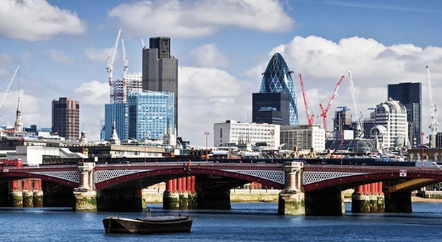Blackfriars Bridge - Londra