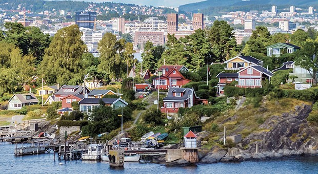 Oslo Capitale Verde d'Europa 2019