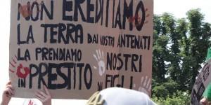 Fridays for Future al CRE di Nembro