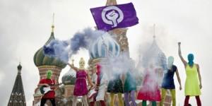Donne in azione: Dal femminismo al caso Pussy Riot