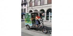 A Lecco arriva T-riciclo. Pulizia strade a emissioni zero