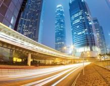 Hong Kong, il traffico diventa verde