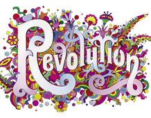 """Revolution"", 1968 by Alan Aldridge/Harry Willock/Iconic Images"