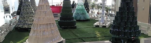 Cauto ed Elnòs Shopping in campo per l'educazione ambientale