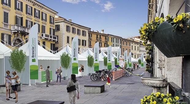 Brescia si fa… Green
