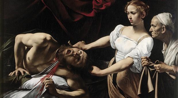 Caravaggio, Giuditta che taglia la testa a Oloferne