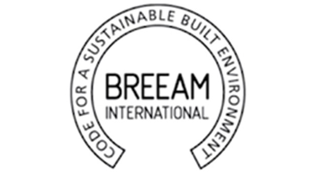 Logo BREEAM INTERNATIONAL