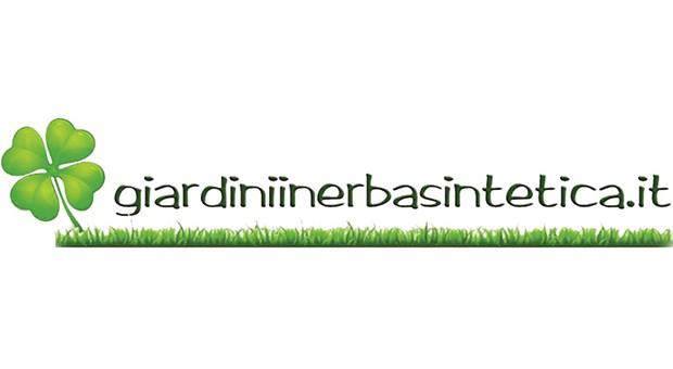 Logo erba sintetica
