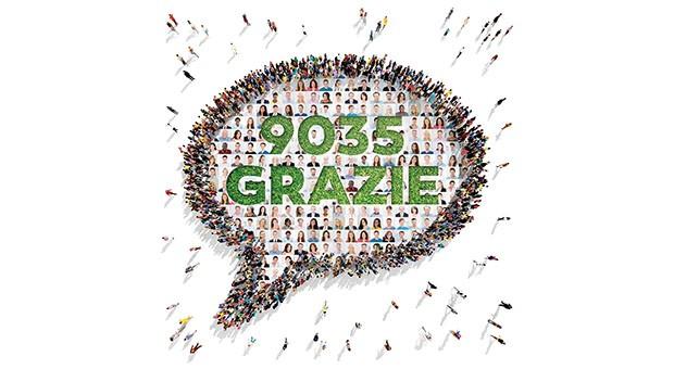 Economia Sociale Solidale: 9035 firme, 9035 grazie